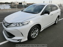 Used 2018 TOYOTA HARRIER BG139075 for Sale for Sale