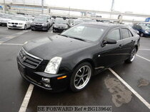 Used 2005 CADILLAC STS BG139640 for Sale for Sale