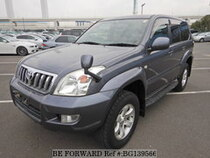 Used 2002 TOYOTA LAND CRUISER PRADO BG139566 for Sale for Sale