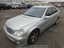 Used 2005 MERCEDES-BENZ C-CLASS BG139533 for Sale for Sale