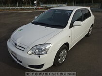 Used 2006 TOYOTA COROLLA RUNX BG139535 for Sale for Sale