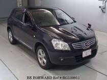 Used 2010 NISSAN DUALIS BG139911 for Sale for Sale