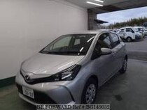 Used 2015 TOYOTA VITZ BG140032 for Sale for Sale