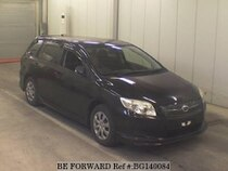 Used 2008 TOYOTA COROLLA FIELDER BG140084 for Sale for Sale