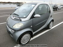 Used 2002 SMART COUPE BG140309 for Sale for Sale