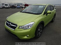 Used 2014 SUBARU IMPREZA XV HYBRID BG140152 for Sale for Sale