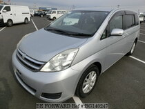 Used 2008 TOYOTA ISIS BG140247 for Sale for Sale