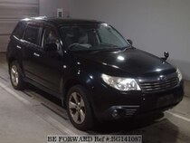 Used 2008 SUBARU FORESTER BG141087 for Sale for Sale
