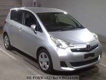 Used 2012 TOYOTA RACTIS BG141092 for Sale for Sale
