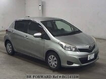 Used 2011 TOYOTA VITZ BG141236 for Sale for Sale