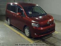 Used 2010 TOYOTA VOXY BG141067 for Sale for Sale