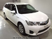 Used 2013 TOYOTA COROLLA FIELDER BG141140 for Sale for Sale