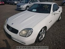 Used 1999 MERCEDES-BENZ SLK BG141307 for Sale for Sale
