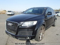 Used 2008 AUDI Q7 BG141507 for Sale for Sale