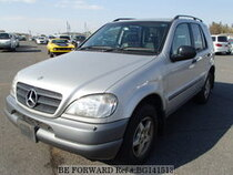 Used 1999 MERCEDES-BENZ M-CLASS BG141513 for Sale for Sale