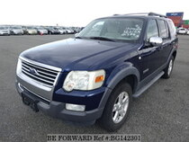 Used 2006 FORD EXPLORER BG142301 for Sale for Sale