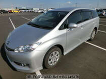 Used 2014 TOYOTA WISH BG142379 for Sale for Sale