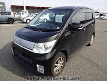 Used 2010 DAIHATSU MOVE BG142076 for Sale for Sale