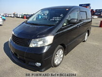 Used 2004 TOYOTA ALPHARD BG142284 for Sale for Sale