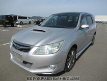 Used 2009 SUBARU EXIGA BG142589 for Sale for Sale