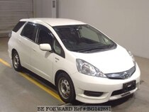 Used 2014 HONDA FIT SHUTTLE HYBRID BG142881 for Sale for Sale