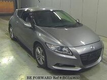 Used 2010 HONDA CR-Z BG143633 for Sale for Sale