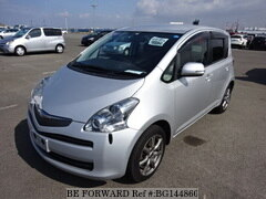 TOYOTA Ractis for Sale