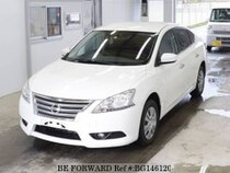 Used 2017 NISSAN SYLPHY BG146120 for Sale for Sale