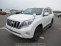 Used 2014 TOYOTA LAND CRUISER PRADO BG148650 for Sale for Sale