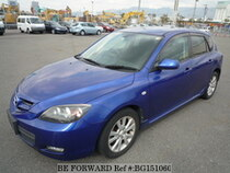 Used 2006 MAZDA AXELA SPORT BG151060 for Sale for Sale