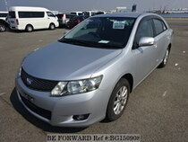 Used 2007 TOYOTA ALLION BG150908 for Sale for Sale