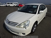 Used 2002 TOYOTA ALLION BG150958 for Sale for Sale