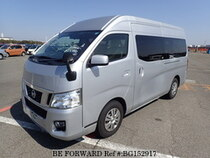 Used 2014 NISSAN CARAVAN WAGON BG152917 for Sale for Sale