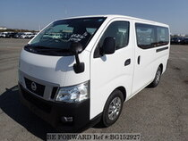 Used 2014 NISSAN CARAVAN VAN BG152927 for Sale for Sale