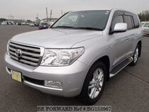 Used 2010 TOYOTA LAND CRUISER BG153967 for Sale for Sale