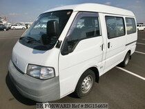 Used 2004 MITSUBISHI DELICA VAN BG154658 for Sale for Sale