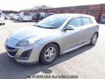 Used 2010 MAZDA AXELA SPORT BG154632 for Sale for Sale