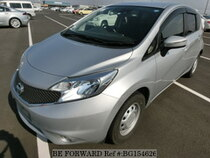 Used 2015 NISSAN NOTE BG154626 for Sale for Sale