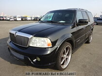 Used 2006 LINCOLN NAVIGATOR BG154957 for Sale for Sale