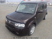 Used 2013 NISSAN CUBE BG154943 for Sale for Sale