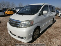 Used 2005 TOYOTA ALPHARD BG155162 for Sale for Sale