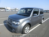 Used 2015 NISSAN CUBE BG158127 for Sale for Sale