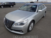 Used 2013 TOYOTA CROWN HYBRID BG158369 for Sale for Sale