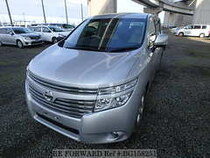 Used 2014 NISSAN ELGRAND BG158251 for Sale for Sale