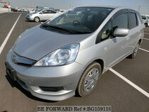 Used 2012 HONDA FIT SHUTTLE HYBRID BG159119 for Sale for Sale