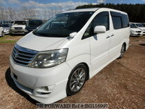 Used 2005 TOYOTA ALPHARD BG158997 for Sale for Sale