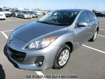 Used 2012 MAZDA AXELA BG158669 for Sale for Sale