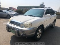 Used 2004 HYUNDAI SANTA FE BG159559 for Sale for Sale