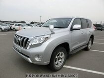Used 2016 TOYOTA LAND CRUISER PRADO BG159970 for Sale for Sale