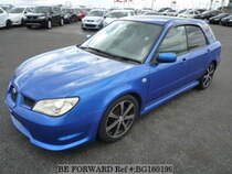Used 2007 SUBARU IMPREZA SPORTSWAGON BG160199 for Sale for Sale
